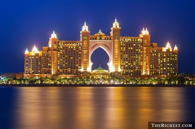 Những cách 'đốt tiền' nhanh tại Dubai