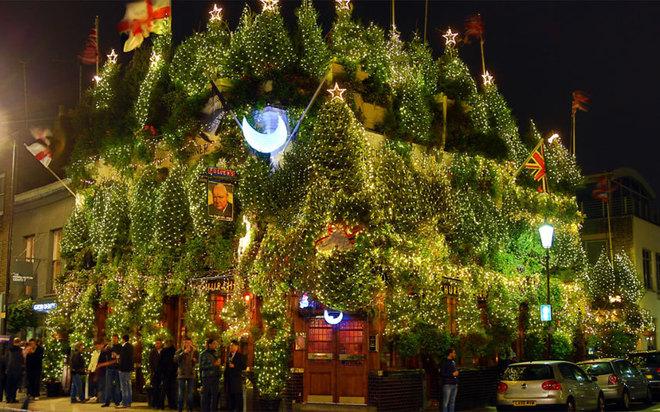 Những cây Giáng sinh ấn tượng trên thế giới