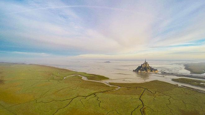 10 bức ảnh chụp trên cao ấn tượng năm 2015