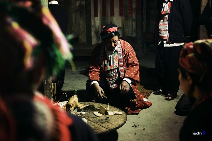 Lễ hội Nhảy lửa của người Dao đỏ tại Hà Giang