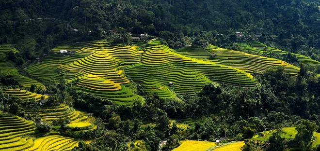 Vẻ đẹp của đất và người Hoàng Su Phì