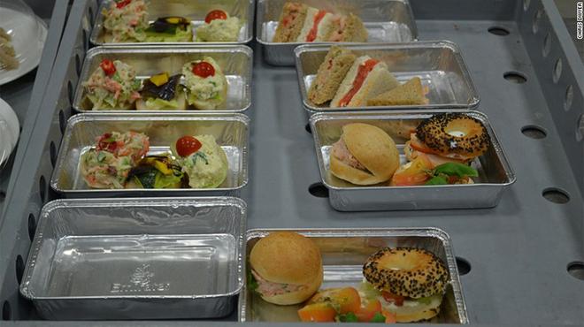 Nơi chế biến đồ ăn cho hàng không lớn nhất thế giới