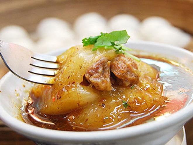 10 món ăn đường phố đặc sản ở Đài Loan