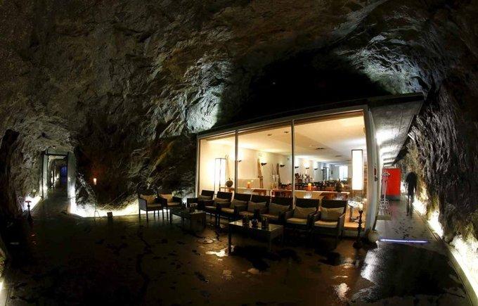 Sự sống trong các lô cốt ngầm ở Thụy Sĩ