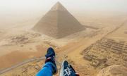 Du khách leo đỉnh Kim tự tháp bị cấm đến Ai Cập suốt đời