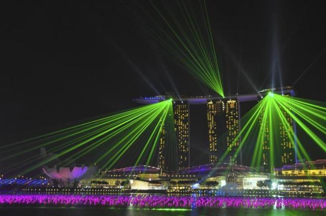10 hoạt động miễn phí về đêm ở Singapore
