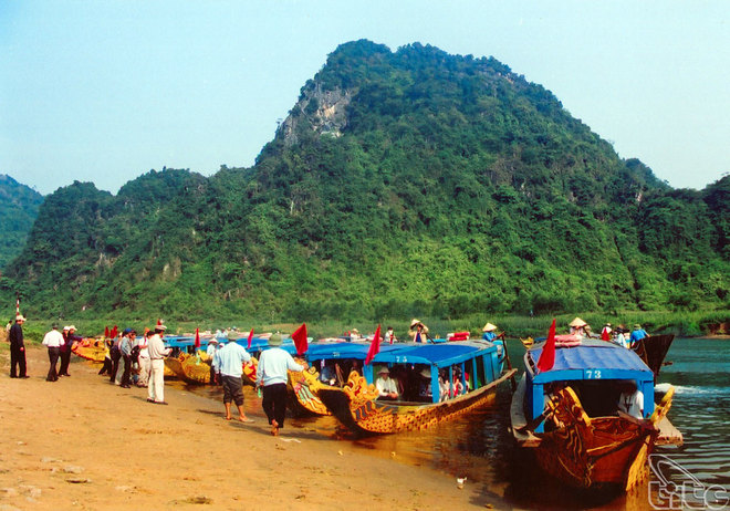 Phong Nha - Kẻ Bàng, bối cảnh phim bom tấn King Kong