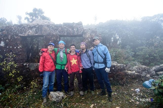 Cột mốc biên giới cao nhất Việt Nam
