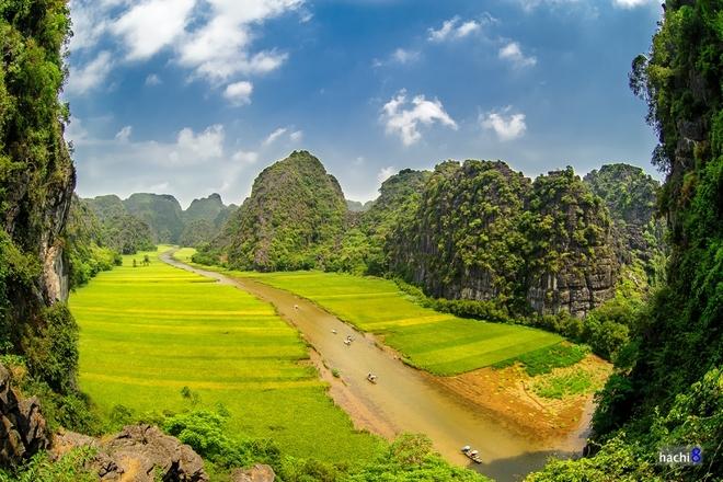 Những địa danh Ninh Bình xuất hiện trong phim Kong: Skull Island