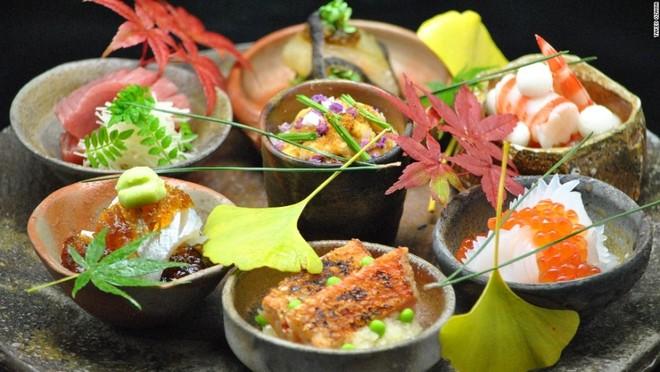 10 nhà hàng tốt nhất châu Á
