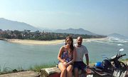 Du khách Tây quyên tiền về nhà sau tai nạn ở Việt Nam