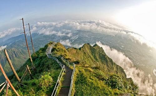 Nấc thang lên thiên đường ở hawaii - 2