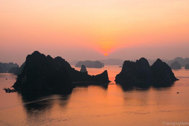 Vịnh Hạ Long - bối cảnh phim Kong: Skull Island nhìn từ trên cao 1