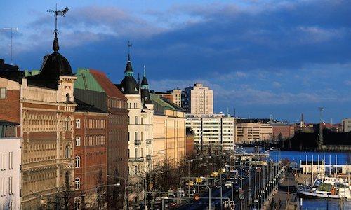 Những thành phố có môi trường thân thiện nhất thế giới - 4