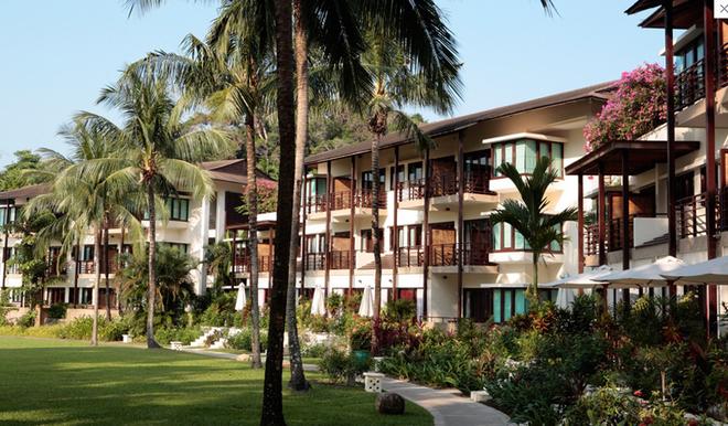 Bên trong resort được hàng triệu gia đình yêu thích