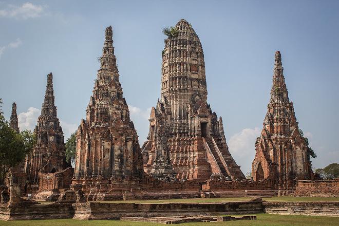 Quê hương tượng Phật không đầu ở Thái Lan