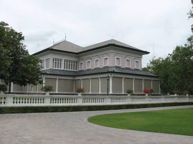 Câu chuyện đằng sau vẻ tráng lệ của cung điện mùa hè ở thái lan - 8