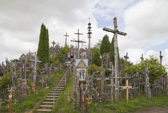Lịch sử thăng trầm của ngọn đồi thánh giá