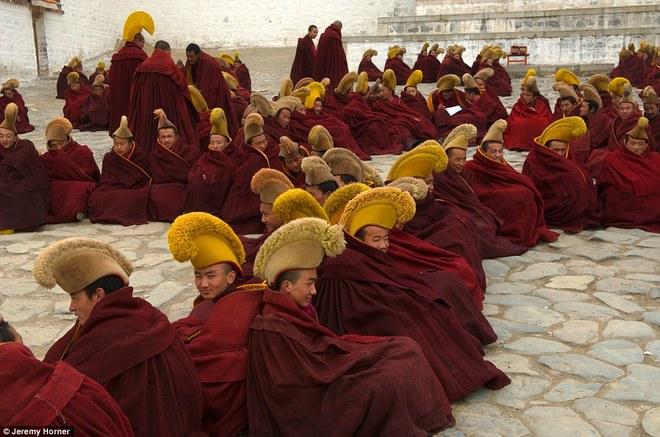 Sắc màu Phật giáo ấn tượng khắp châu Á