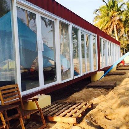 Điểm cắm trại dễ thương trên bãi biển Kê Gà - ảnh 5