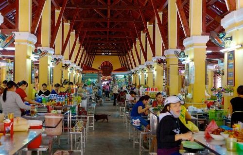 Hoi An Market among the world's most tantalising food markets