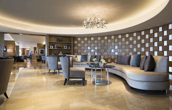 Phòng tổng thống trong khách sạn đón đoàn của Obama
