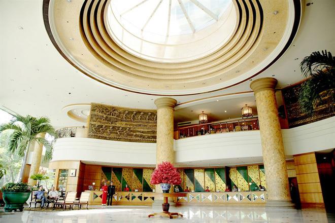 Bên trong khách sạn 3 lần đón tổng thống Mỹ ở TP HCM