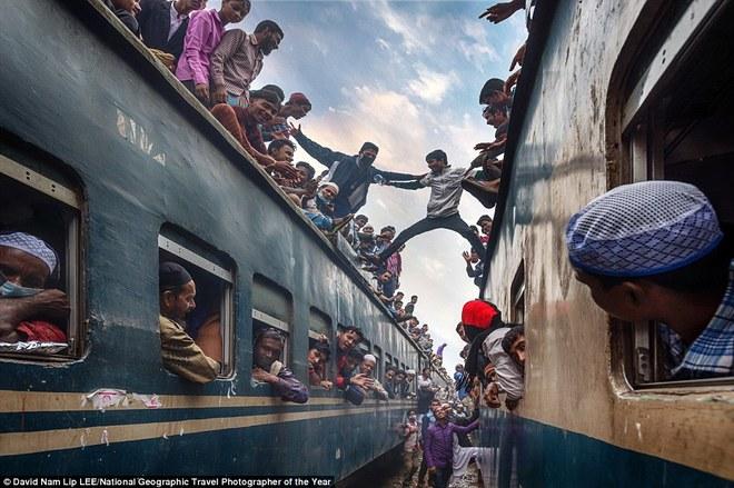 Quang cảnh TP HCM vào top ảnh du lịch đẹp nhất thế giới