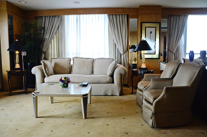 Phòng khách sạn 3 lần đón ông chủ Nhà Trắng ở Sài Gòn