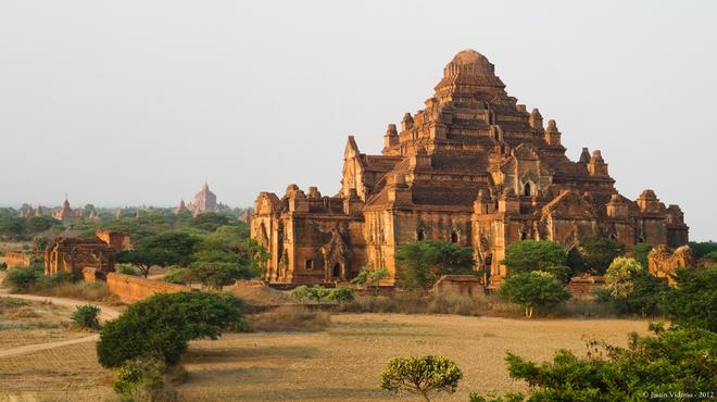 Bí mật của các đền chùa thiêng ở Myanmar