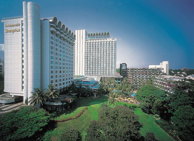 Khách sạn Shangri-la, nơi các tướng lĩnh châu Á đấu trí