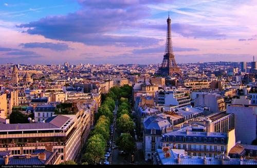 Khách sạn ở Pháp tăng giá 4 lần mùa Euro