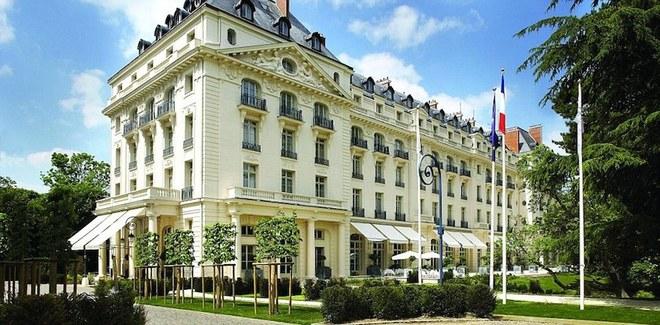 Khách sạn phục vụ các đội bóng mùa Euro 2016