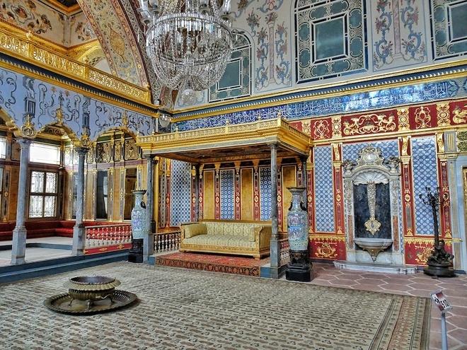 Cung điện Topkapi - Giấc mơ và nước mắt của đế quốc Ottoman