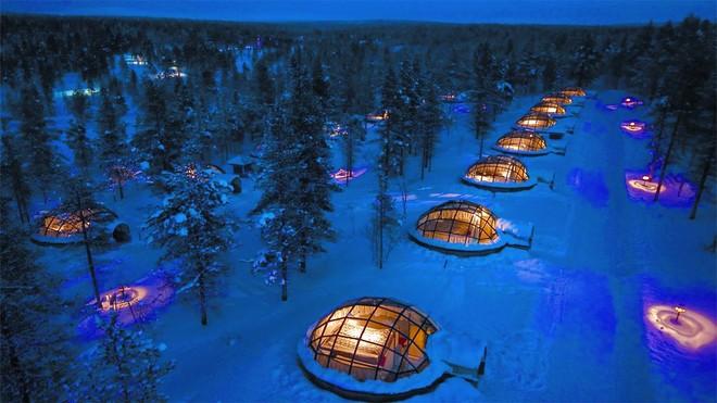 Những khách sạn nghe tên đã thấy mát lạnh
