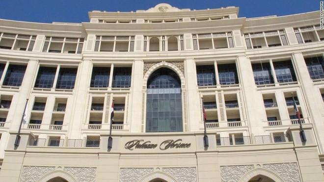 10 nhà hàng dành cho giới nhà giàu Dubai