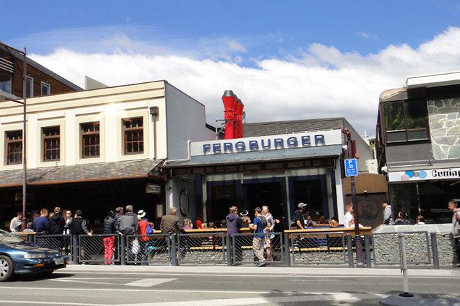 Chiếc bánh hamburger ngon nhất thế giới