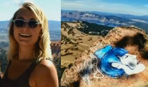 Cô gái bị 'cấm cửa' tại các công viên quốc gia ở Mỹ
