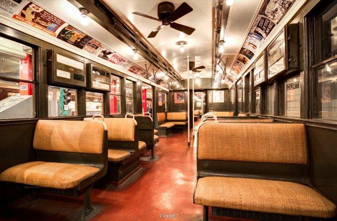 Tàu điện ngầm hơn 110 năm tuổi ở New York