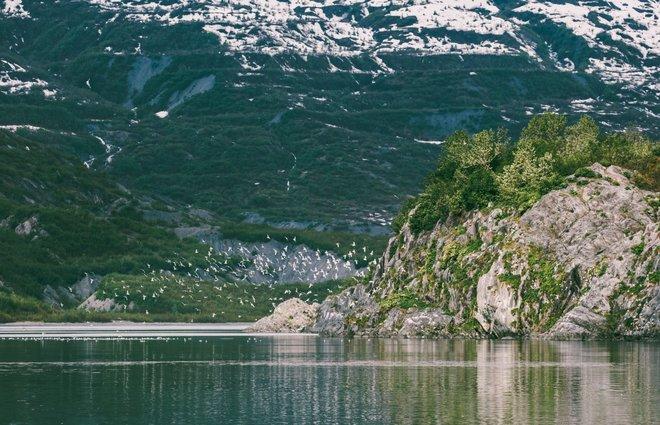 Alaska - nơi có 100.000 dòng sông băng