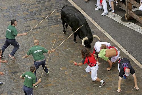 Tâm sự người làm nghề kiềm chế bò tót ở Tây Ban Nha