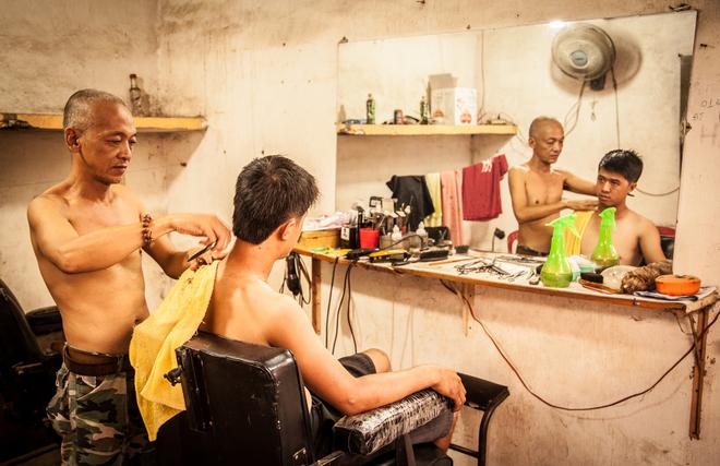Cuộc sống người dân Mekong trong mắt khách Tây