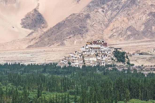 Những tu viện Phật giáo nổi tiếng nhất thế giới