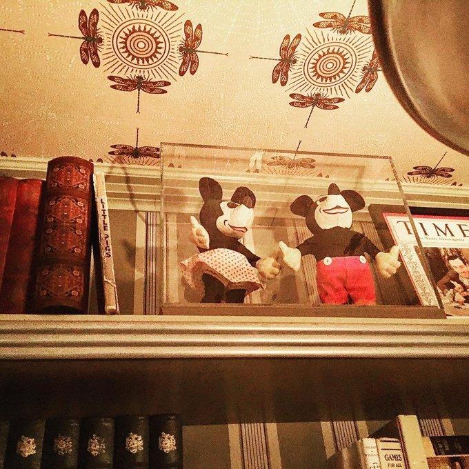 Bên trong câu lạc bộ bí mật của nhà làm phim Walt Disney