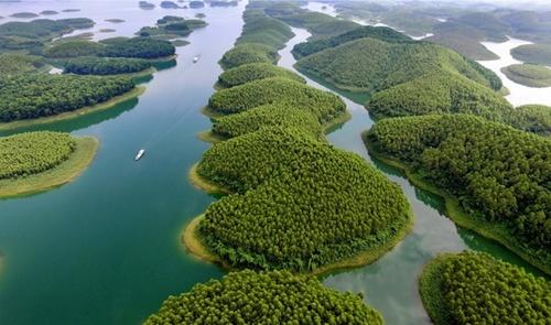 Nhận biết các địa danh Việt Nam qua hình ảnh từ trên cao