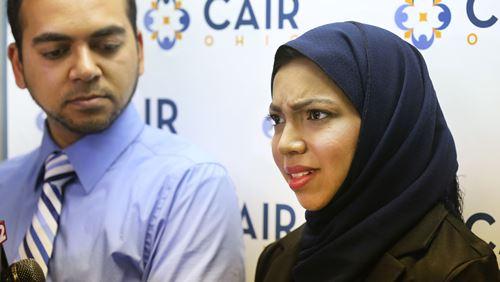 Du khách không được lên máy bay vì là người Hồi giáo