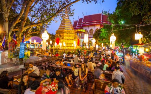 Thái Lan được mệnh danh là đất nước của những nụ cười.
