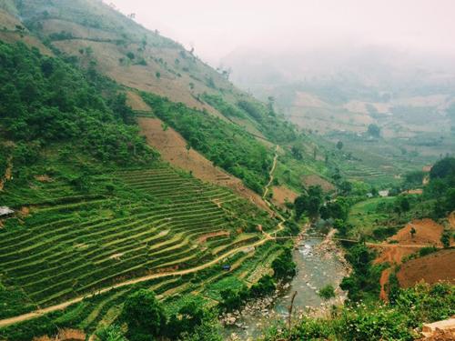 Một thoáng dừng chân trên đường phượt Mèo Vạc  - Cao Bằng.