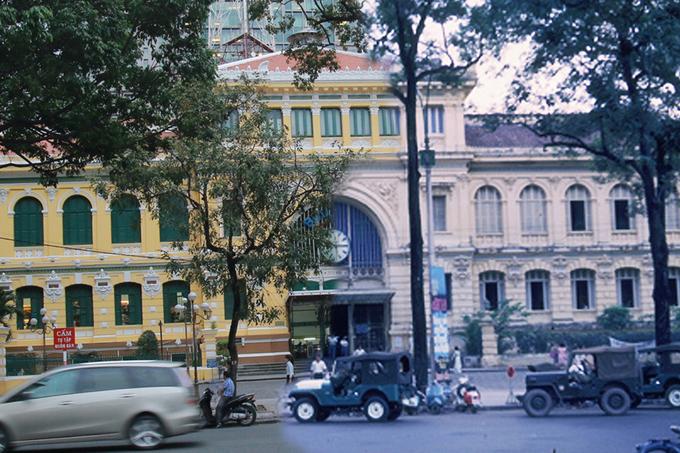 Sài Gòn xưa và nay