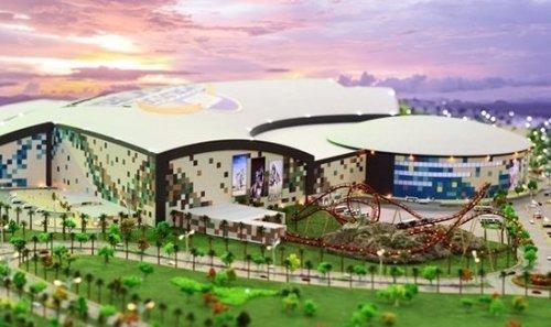 Công viên giải trí lớn nhất thế giới mở cửa tại Dubai